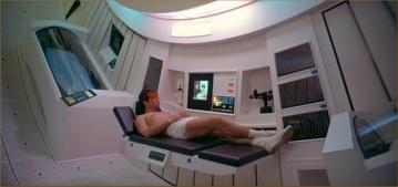 2001: Una odisea en el espacio (See you next wednesday)